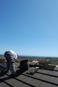 Etancheite de toiture à Pezens