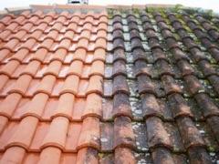 nettoyage de toiture à Cavanac