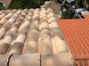 reparation de toit à Alairac